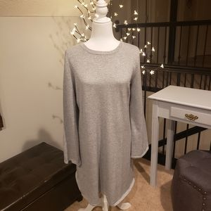 Michael Kors sparkly knit sweater dress